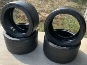 Corvette C7 Z06 Michelin Pilot Sport Cup 2 Front Rear Tire Set Low Miles Track