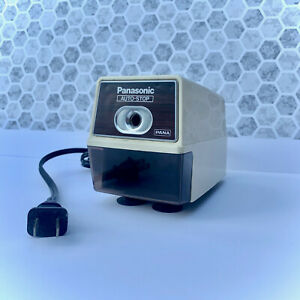 Vintage Panasonic Electric Pencil Sharpener