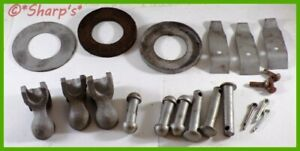C74r A6121r john Deere A Ar Ao Clutch Clips Dogs Toggles Washer Retainer Kit