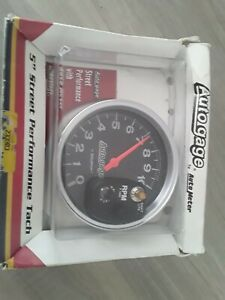 Autometer Monster Tach autogage Tach autometer Shiftlight street Outlaws