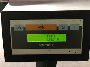 Sartorius Pma7500 x Explosion Proof Digital Paint Mixing Scale Body Shop Used