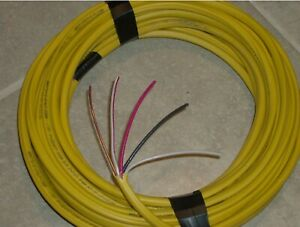 12 2 W ground Romex Indoor Electrical Wire 50 Feet all Lengths Available