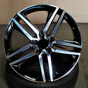 20x8 5 Wheels Fits Honda Accord Ex Lx Sport Coupe Sedan Civic Ex Lx Si Set Of 4