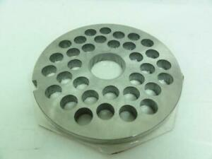 184586 New no Box Speco 114166 Grinder Plate 250mm Od 25mm Hole Id