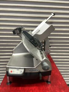12 Automatic Deli Slicer Meat Cheese Hobart Hsn Commercial Heavy Duty Nsf 4829
