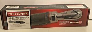 Craftsman 3 8 Air Ratchet Wrench nib