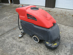 Betco Foreman Automatic 28 In Disk Floor Scrubber Buffer Stripper