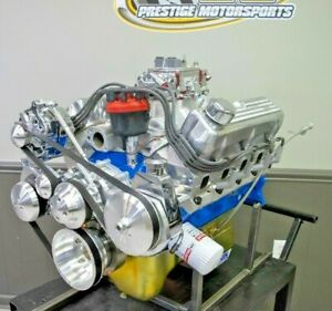 427 Ford Stroker Crate Engine 351 Windsor Msd Edelbrock Complete Turnkey 500hp