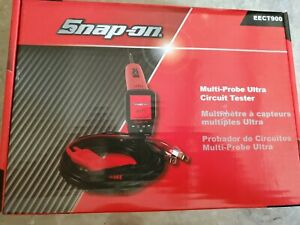 Snap On Multi Probe Ultra Circuit Tester Eect900