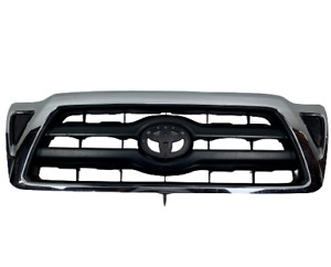 Oem Toyota 2005 2006 2007 2008 2009 Tacoma Front Chrome Grille 53100 04350