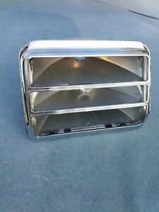 Nos 1973 Grand Prix Tail Light Bezel And Housing Pontiac 73