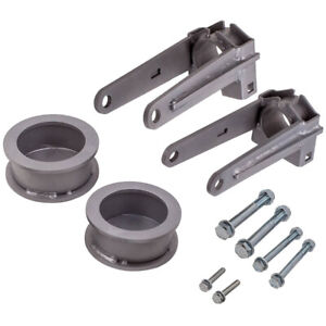 35 Front 3 Rear Lift Kit For Jeep Grand Cherokee Wk 2wd 4wd 2005 2010 Fits Jeep Commander