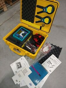 Lem Saturn Geo X Earth Ground Tester W Ac Current Probes