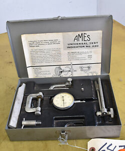 Ames Model 22c Universal Test Indicator Set ctam 6476