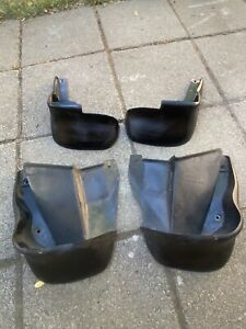 96 98 Honda Civic Oem Mud Guards Front And Rear Sedan And Coupe
