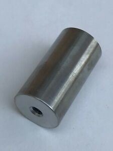 Thermo Finnigan R 1127660 Round Cylindrical Weight Part