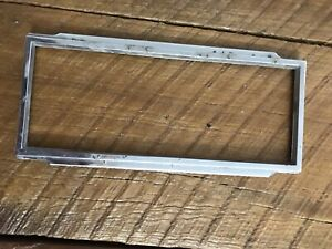 1963 Oldsmobile Starfire Ninety eight Center Console Shift Indicator Bezel Plate