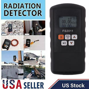 Usa Geiger Counter Y Xray Radiation Detector Nuclear Radiation Monitor Meter