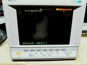 Phillips Viridia V24c Color Patient Monitor Model M1204a