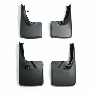 Mud Flaps Front Rear Splash Guards For Dodge Ram 1500 2009 2017 Set 4
