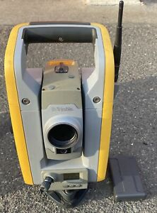 Trimble S6 Dr 300 Robotic Total Station 3 With 1 Battery