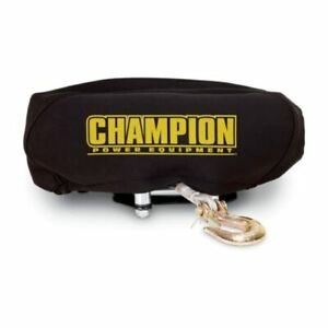 Champion Weather Resistant Neoprene Storage Cover For Winches 4000 5000 Lb