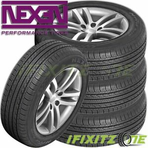 4 Nexen N priz Ah8 All Season 235 45r17 94v Performance Tire 70000 Mile Warranty