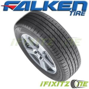 1 Falken Sincera Sn250 A s All season 225 50r17 98v Xl Tire 75000 Mile Warranty