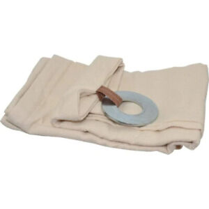 Cyclone Dc15105 Weighted Cloth 50 Filter Bag