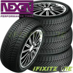 4 Nexen Winguard Sport 2 235 45r17 95v Tires Winter Snow 3pmsf Performance