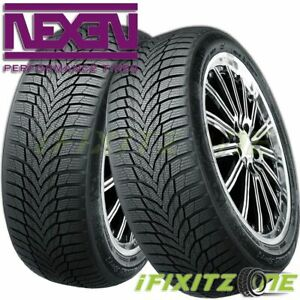 2 Nexen Winguard Sport 2 235 45r17 95v Tires Winter Snow 3pmsf Performance