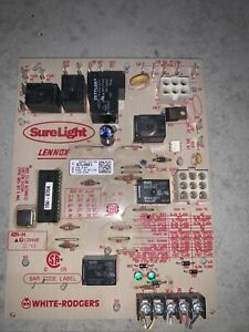 Lennox Surelight Board white rogers 97l4801 Auto Ignition System