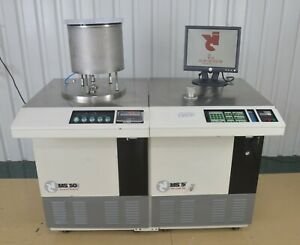 Veeco Ms 50 Sc7 Vic Helium Leak Detection Ms 50 Backfill Station