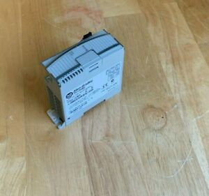 Allen Bradley 1762 ow8 Series A 8 Point Vac vdc Relay Output 1762ow8