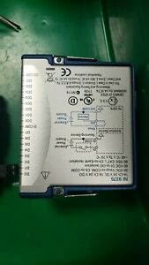 National Instruments Ni 9375 24 V 32 channel Sinking Sourcing Di Do Crio Cdaq