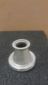 Vacuum Flange Conical Reducer