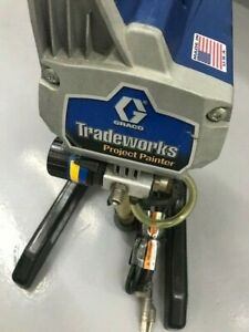 Graco Tradeworks Project Painter Electric Airless Paint Sprayer 826610