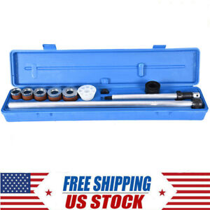 Universal Engine Camshaft Cam Bearing Installation Insert And Removal Tool Kits