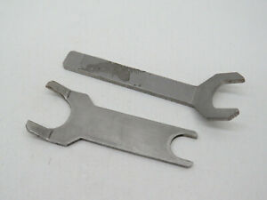 2 pack Chromatography Column Wrench Tool Stainless Steel