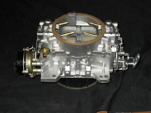 Show Restored Carter Afb 400 Cfm Carburetor V 6 Jeep Small V 8 Great In Pairs