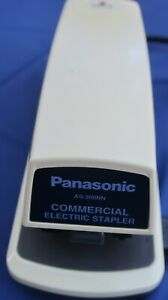 Tested Works Great Vintage Commercial Electric Stapler Panasonic As 300nn Htf