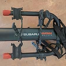 2009 2017 Subaru Crosstrek Forester Outback Yakima Bike Carrier Oem E361saj400