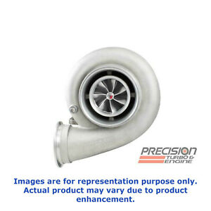 Precision Turbo Gen 2 Hp Billet 7675 Ball Bearing 96 Ar V band Ss Inlet Outlet