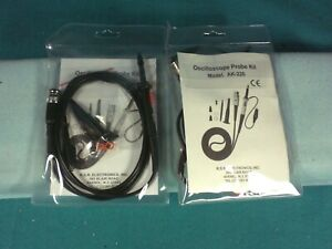 Oscilloscope Probe Kit New Never Used 60 Mhz