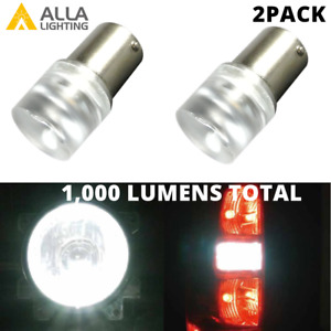Led 67 5008 6000k White Trunk Light Luggage Compartment Light Bulb Short 1 42