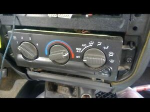 Console Front Floor Without Tow Package Fits 00 02 Blazer S10 Jimmy S15 3249826