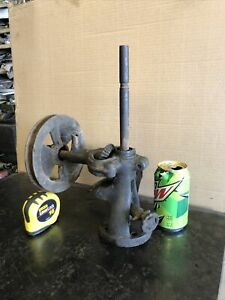 Antique Pickering Flyball Governor Mount Hit Miss Steam Tractor Engine