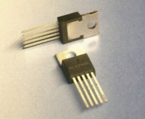Uc2950 4a Mosfet Driver Half Bridge Switch To220