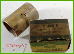 B313r John Deere B Br Bo Brass Powershaft Drive Shaft Bushing New Old Stock