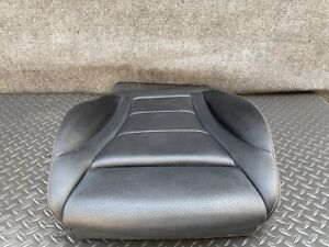 2015 2018 Mercedes W205 C250 C350 Front Leather Seat Lower Bottom Cushion Oem